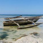 W wakacje na Zanzibar.